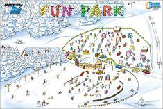 5+5 tökéletes tanulóterep kezdőknek Snow Fun, Fair Grounds, Park, Kids, Travel, Young Children, Boys, Viajes, Parks