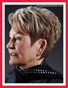 Short Hair Styles For Women Over 60 | hairstyles for women over 60 years old