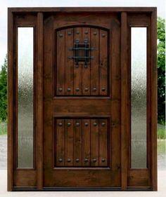 Contemporary Interior Doors Lowes Interior Doors Cost Of Solid Wooden Front Doors, Wooden Door Hangers, Rustic Doors, Contemporary Interior Doors, Interior Barn Doors, Exterior Doors, Craftsman Interior, Main Entrance Door, Entry Doors