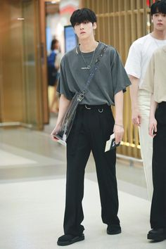 Kpop, 20 Years Old, Boyfriend Material, Boy Groups, Competition, 1 Place, Boys, Pants, Fashion