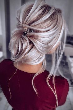 30 Bridesmaid Updos - Elegant And Chic Hairstyles bridesmaid updos low elegant updo with loose curls nikihair.ru 30 Bridesmaid Updos - Elegant And Chic Hairstyles bridesmaid updos low elegant updo with loose curls nikihair. Chic Hairstyles, Braided Hairstyles, Wedding Hairstyles, Elegant Hairstyles, Bridesmaid Hairstyles, Hairstyle Men, Formal Hairstyles, Bridesmaid Hair Half Up, Style Hairstyle