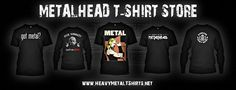 Heavy Metal T Shirts - Metalhead Fashion - Satanic T Shirts Shop Metalhead T-Shirts for our exclusive collection of Metalhead's Clothing, including Men's T-shirts, Women's T-shirts, Unisex and Women's Tank Tops, Hoodies, Sweatshirts, Racer tank tops, American Raglan T-shirts, Mugs and other Metalhead Fashion Items. Check out our store for The Best Metalhead Custom Designs by Metal Artists. You can easily find the exact Metalhead Figure you are looking in this store such as; Metal Music…
