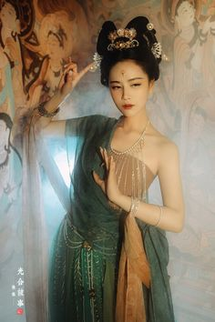 Chinese Culture, Chinese Art, Hanfu, Ancient Beauty, Character Outfits, Photo Manipulation, Asian Fashion, Concept Art, Cosplay