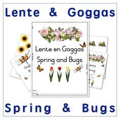 Lente & Goggas, Spring & Bugs