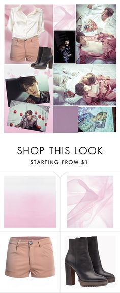 """BTS WINGS Concept Photos Suga&Jimin"" by ninaxo17 on Polyvore featuring Manzoni, Brandy Melville and Brunello Cucinelli"