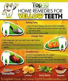 Teeth Whitening Remedies  #whitenteeth #naturalhomeremedies