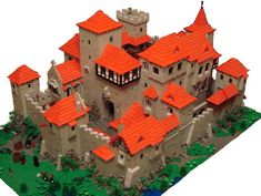 Many roofs