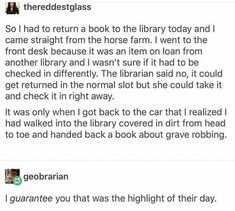 These stories are unverified yet entertaining nonetheless. Tumblr Stories, Funny Stories, Happy Stories, Sweet Stories, Funny As Hell, The Funny, Stupid Funny, Funny Tumblr Posts, Laugh Out Loud