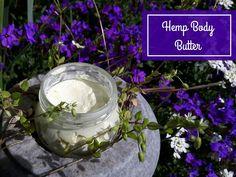 Hemp Body Butter Recipe