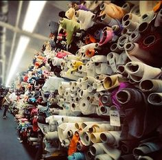 Mood fabrics..NYC....go there someday....Thank you, Mood!