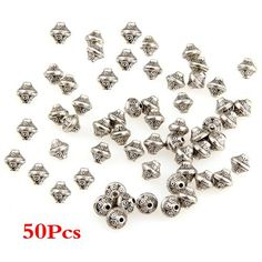 50X 7mm Tibet Silber Gyro Spacer Perlen Charms Beads Sour... https://www.amazon.de/dp/B005NY462G/ref=cm_sw_r_pi_dp_H.KGxb264KCSN