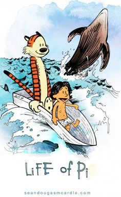 Life of Pi... Awesome