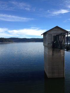 The Dam at Bucks Lake