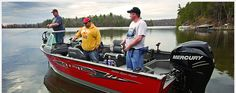 Lund Boats | 1800 Sport Angler and 2000 Sport Angler