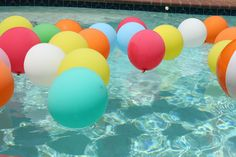 There's nothing more fun than water play on a hot day… unless it's a splash party! Our easy tips and tricks will help you beat the heat and enhance your cool party parent factor. From a brightly colored pool to creative jello snacks, read on for the scoop on stellar ideas for the ultimate...
