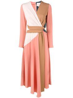 ROKSANDA Himera Wrap Dress. #roksanda #cloth #dress