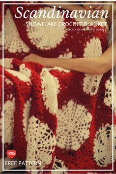 Fantastic crochet snowflakes!