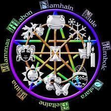 The Pagan Wheel of the Year : Sabbats and Esbats