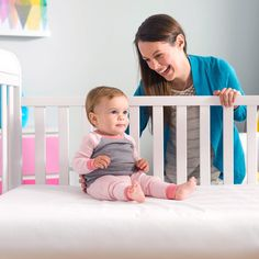 HEALTHY SUPPORT CRIB NATURAL BABY MATTRESS - Bluebird Baby Organics