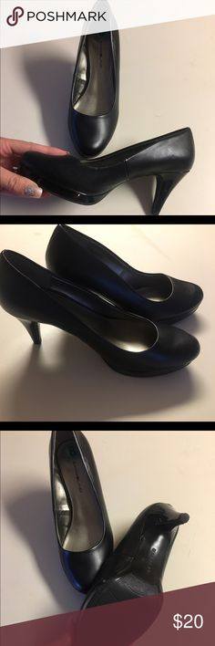 Black High Heels 👠 Size 8. Brand new, never worn. Heel is 3 inches. Bandolino Shoes Heels