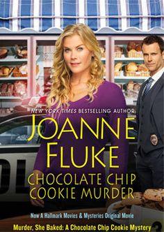 Chocolate Chip Cookie Murder (Hannah Swensen series Book by Joanne Fluke Best Mysteries, Cozy Mysteries, Murder Mysteries, Mystery Series, Mystery Books, Mystery Genre, Mystery Thriller, Joanne Fluke Books, Hallmark Mysteries