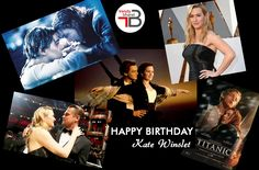 The time she appeared on the silver-screen in the love epic #Titanic, she stole millions of hearts. She's none other than the affable #KateWinslet- beauty with brain. #TrendyBharat wishes this age-perfect actress a fabulous Happy Birthday as she turns 41 today. #kate #hollywoodactress