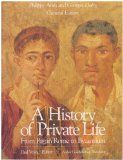 BOOK: From pagan Rome to Byzantium: A History of Private Life.  WVC Library 940.1 FROM PA