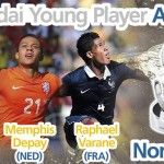 On 11th July, 2014 FIFA Technical Study Group had released the shortlist/nominees for the Hyundai Young Player Award of 2014 FIFA World Cup. This Awards featuring three up-and-coming performers that have starred at the 2014 FIFA World Cup Brazil. This...