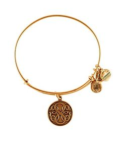 Alex and Ani Path of Life Infinity Bangle | Bloomingdale's (my first bangle :D )