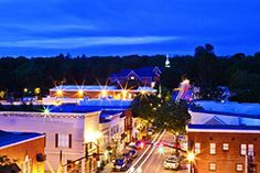 The coolest small town in America in 2011-Lewisburg, WV.  yeaaaah camp