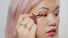 Best Glitter Eyeshadow Dupes, Stila, ELF, Revlon #CastorOilEyelashes