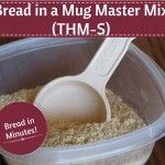 Bread in a Mug Master Mix