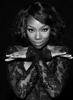 Brandy Norwood as Roxie Hart (2015)