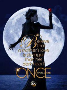 El poster de Regina/Evil Queen