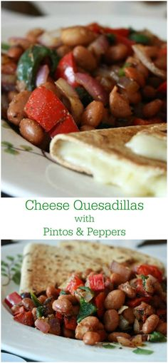 Cheese Quesadillas w