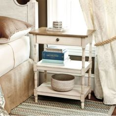 Laurel Side Table | European-Inspired Home Furnishings | Ballard Designs
