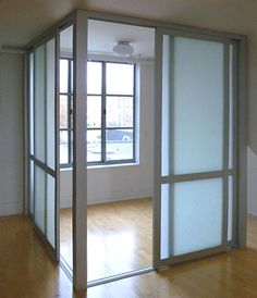 home room dividers (moveable walls) from the sliding door company
