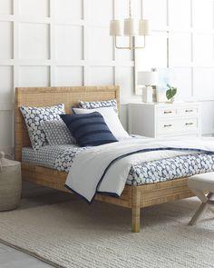 Serena & Lily Balboa Bed
