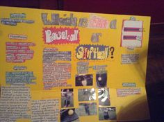 Easy and fun science fair project,,,⚾️⚾️ Science Biology, Science Humor, Science Experiments, Science Project Board, Cool Science Fair Projects, Preschool Science Activities, Science Classroom, Science Gifts, Middle School Science