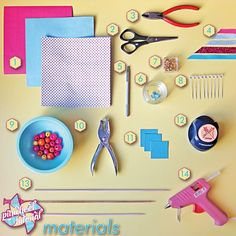 Pinwheel Materials