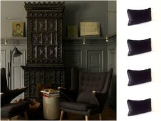 Charcoal #grey #velvet #cushions for #gifting ideas this season. Click to visit store.