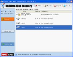 MiniTool Power Data Recovery is great forensic data recovery software. Why use MiniTool Power Data Recovery for forensic data recovery?