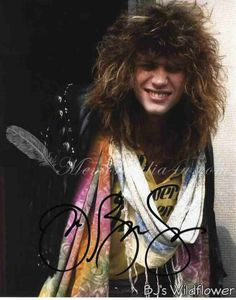 Vintage Jon Bon Jovi by effie Bon Jovi 80s, Jon Bon Jovi, Big Hair Bands, Wild In The Streets, Bon Jovi Pictures, Bon Jovi Always, Epic Hair, Estilo Rock, Glam Metal
