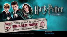 De magie van Harry Potter komt in de zomer naar ons land! (Flair.be)