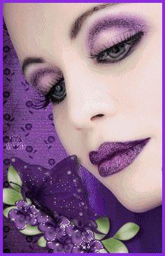 Only purple - анимация на телефон №1319830
