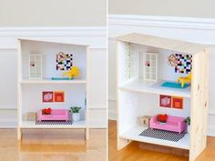 dollhouse ideas | 10 IKEA Products Turned Into Dollhouses