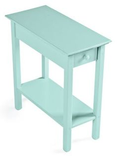 Chairside Drawer Table - Space-Saving Storage Table Made in America | Solutions