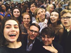 YESS DODIE, PJ, SOPHIE, JACK AND DEAN AND A WHOLE BUNCH OF OTHER PEOPLE