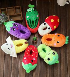 Cheap slippers soft sole, Buy Quality slippers soft directly from China cotton slippers Suppliers: 2016 New Arrival Cartoon Vegetables Series Women House Slippers Soft Sole Plush Funny Slippers Winter Warm Cotton Slippers Slippers For Girls, Womens Slippers, Vegetable Cartoon, Cartoon Vegetables, Funny Slippers, Fruit Cartoon, Cotton Pads, Baby Girl Shoes, Crazy Shoes