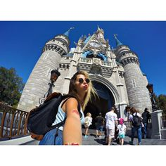 #castle #magickingdom #disney #love #orlando #gopro